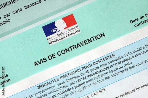 contravention,amende,code,route,vitesse,gendarmerie Canvas Print