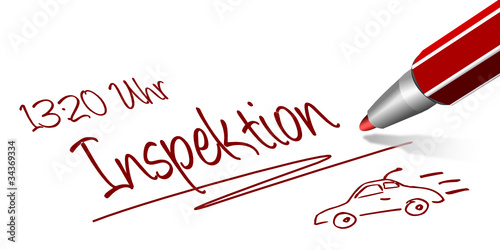 Auto Inspektion Buy This Stock Vector And Explore Similar Vectors