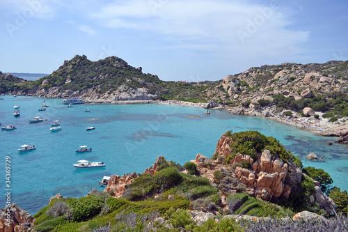 Photo  Arcipelago della Maddalena - Isola di Spargi - Cala Corsara