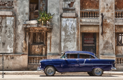 Canvas Prints Cars from Cuba Havana, Cuba