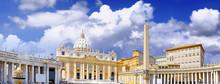 St. Peter's Basilica, Vatican City.  Italy