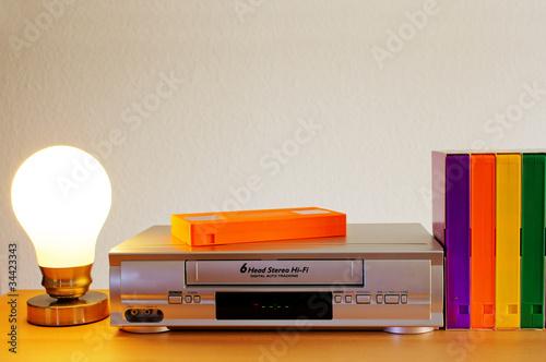 Valokuva  videorecorder