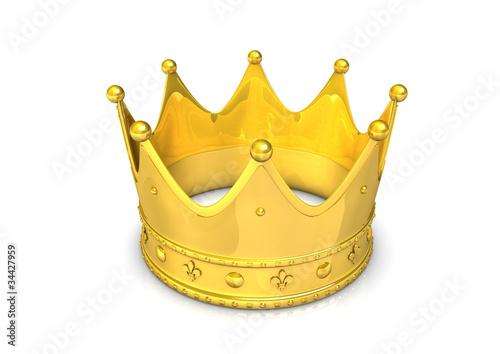 Fotografia, Obraz  Golden Crown
