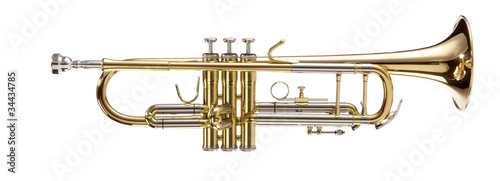 Cuadros en Lienzo Trumpet
