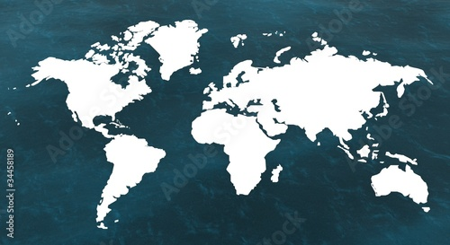 Poster Carte du monde world_maps_1
