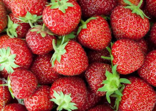 Fotografía  Fresh ripe strawberry
