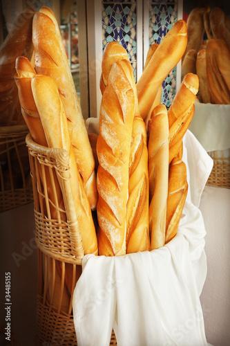 Fototapeta French bread obraz