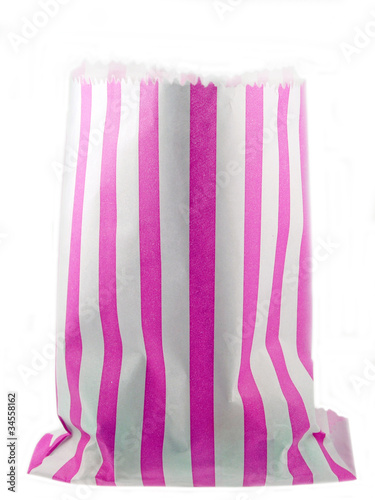 Foto op Canvas Snoepjes Candy Sweet Bag