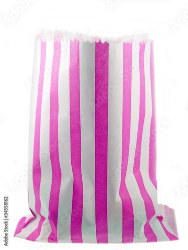 Foto op Aluminium Snoepjes Candy Sweet Bag