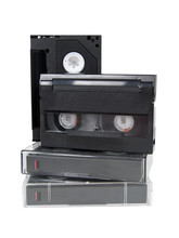 Media Storage Video Cassettes ...