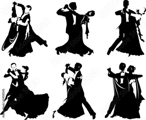 viennese waltz Fototapeta