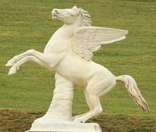 Pegasus Sculpture In Boboli Ga...
