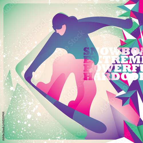 ilustrowane-tlo-snowboardowe
