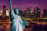 New York Manhattan statue de la Liberté - 34612975