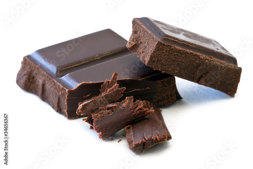 Fotografie, Obraz  chocolate bars
