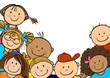 Children together