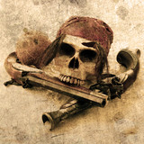 Pirate Grunge