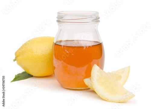 Photo  Honey and Lemon