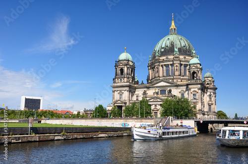Staande foto Berlijn Berliner Dom