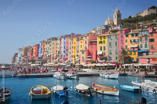 Foto op Canvas Liguria Portovenere