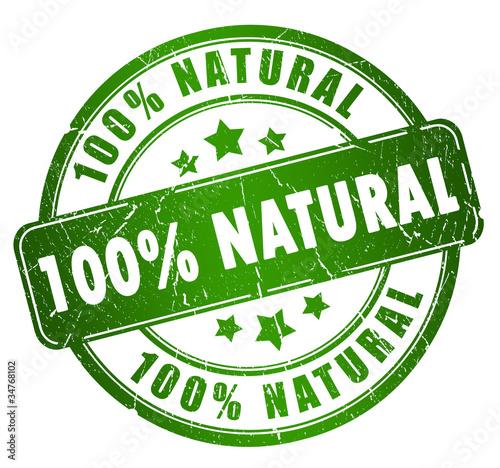 Fotografía  Natural stamp