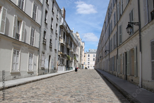 Photo  Paris14 - Ruelle