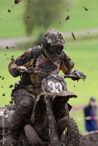 Fotografie, Obraz Motocross