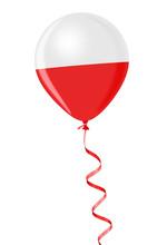 """""""Poland"""" Balloon"""