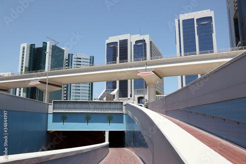 Photo  Tunnel and Pedestrian Underpass in Dubai