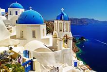 Beautiful Santorini View Of Ca...
