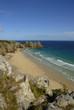 Pedn vounder beach, Cornwall.