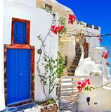 traditional Greek islands series - santorini