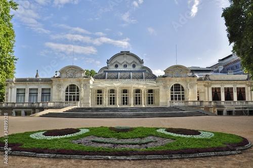 Fényképezés  Le grand casino à Vichy.