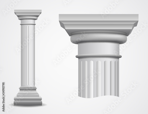 Fotografía Ancient Column