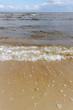 Waves at coast.