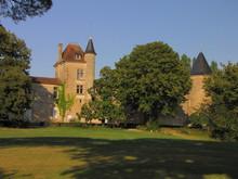 Château Malromé ; Toulouse-Lautrec ; Gironde ;  Aquitaine