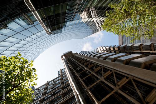 Fototapety na sufit   corporate-building-londyn-wielka-brytania