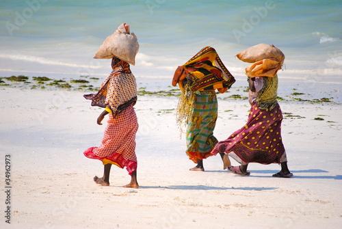 Fotobehang Zanzibar Zanzibar