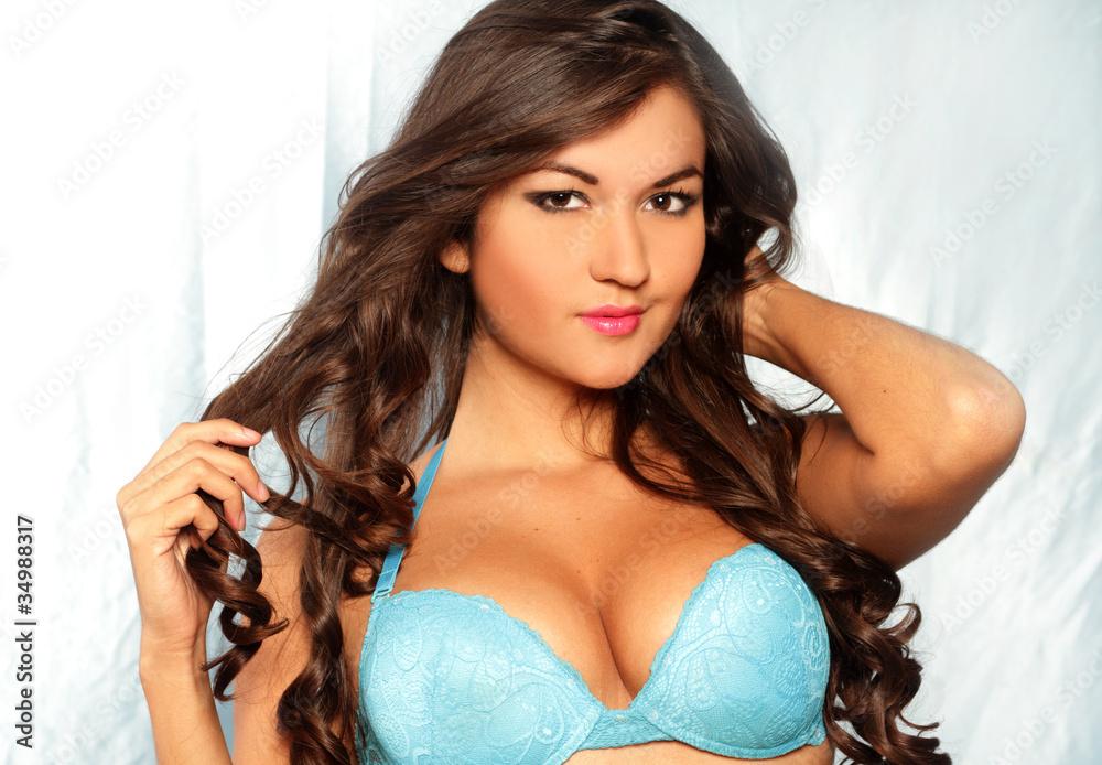 Sexy hispanic