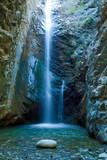 Chantara Wodospady w górach Trodos, Cypr - 34990318