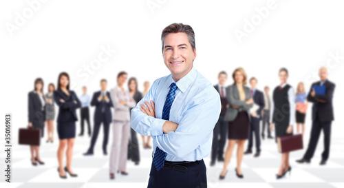 Fototapeta Business people team obraz