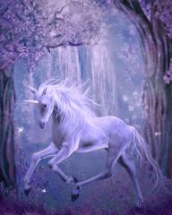Obraz na płótnie Canvas last unicorn