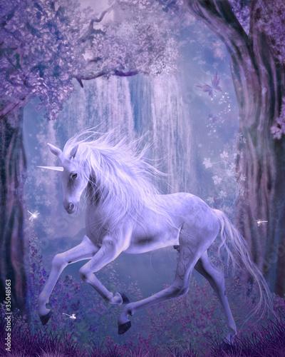 Fototapety, obrazy: last unicorn