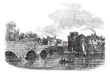 Thomond Bridge And King John's...