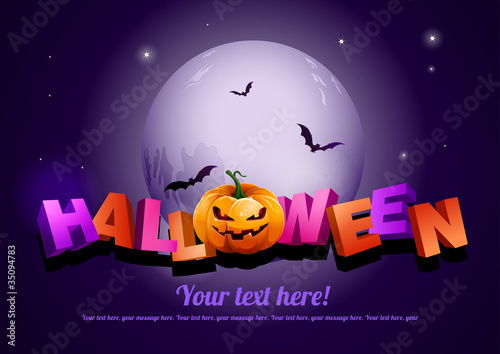 halloween poster template buy this stock vector and explore