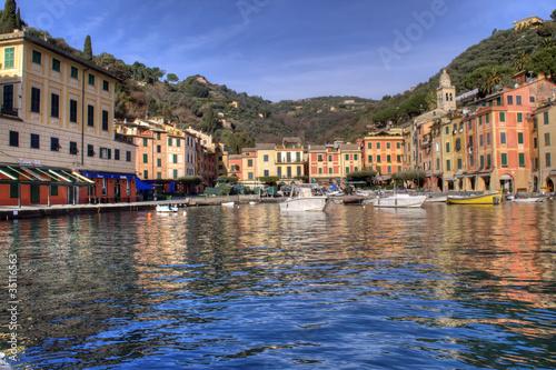 Canvas Prints Portofino