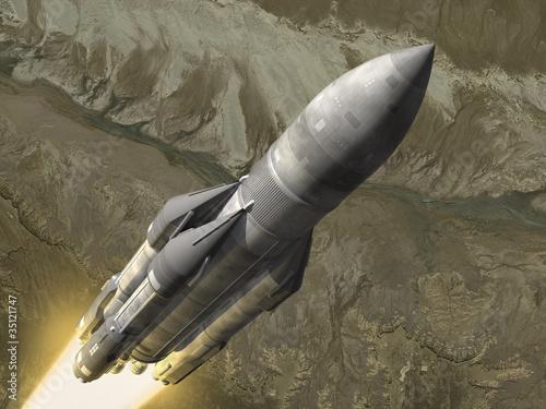 start-rakiety