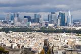 Fototapeta Fototapety Paryż - La Defense Paris