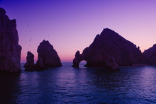 The Arch In Cabo San Lucas, Me...