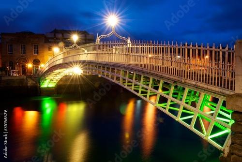 Photo  Halpenny Bridge
